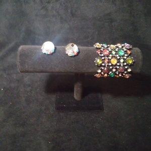 Jewelry - Colorful Gemstone Set